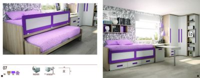 Collections Joype Kids Bedrooms, Spain Composition 7