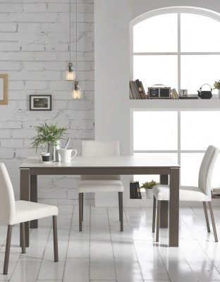Bari Table and Monza Chairs