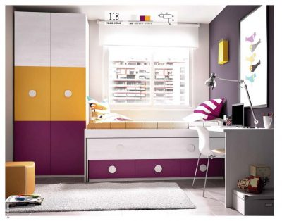 Collections Mundo Joven Kids Bedrooms, Spain