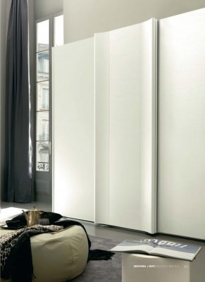 Collections SMA Modern Bedroom Wardrobes, Italy ARMONIA & DUO