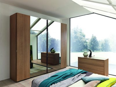 Collections SMA Modern Bedroom Wardrobes, Italy FEELING