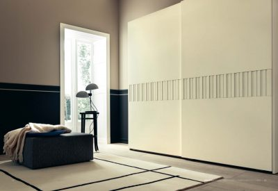 Collections SMA Modern Bedroom Wardrobes, Italy MINUETTO