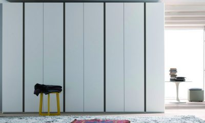 Collections SMA Modern Bedroom Wardrobes, Italy SMART