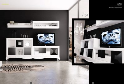 Brands Serik  Wall Unit Collection, Spain SERIK 08