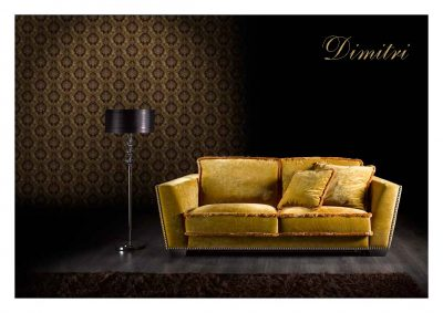 Collections Suinta Classic Living Room, Spain Dimitri