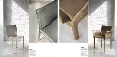 Collections Unico Tables and Chairs, Italy ACCADEMIA CHAIRS