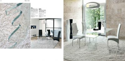 Collections Unico Tables and Chairs, Italy ALFA