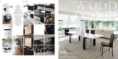 Collections Unico Tables and Chairs, Italy AXEL