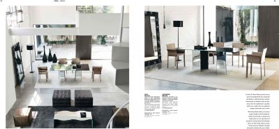 Collections Unico Tables and Chairs, Italy GHIA