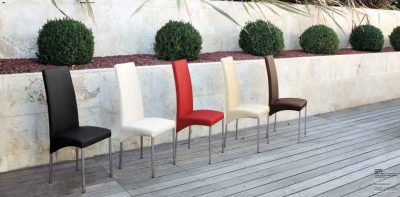 Collections Unico Tables and Chairs, Italy IMPERO CHAIRS
