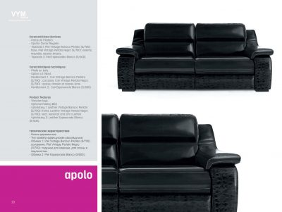 Collections VYM Modern Living Room, Spain APOLO