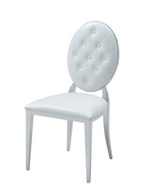 110 Side Chair White