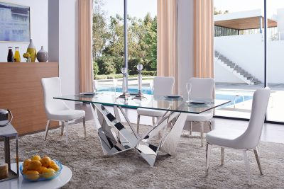 Dining Room Furniture Kitchen Tables and Chairs Sets 2061 Table and 6138 Chairs