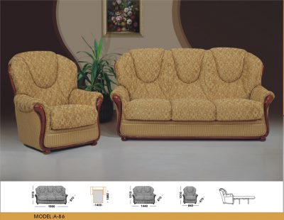 Collections SWH  Classic  Living Special Order A86 Set