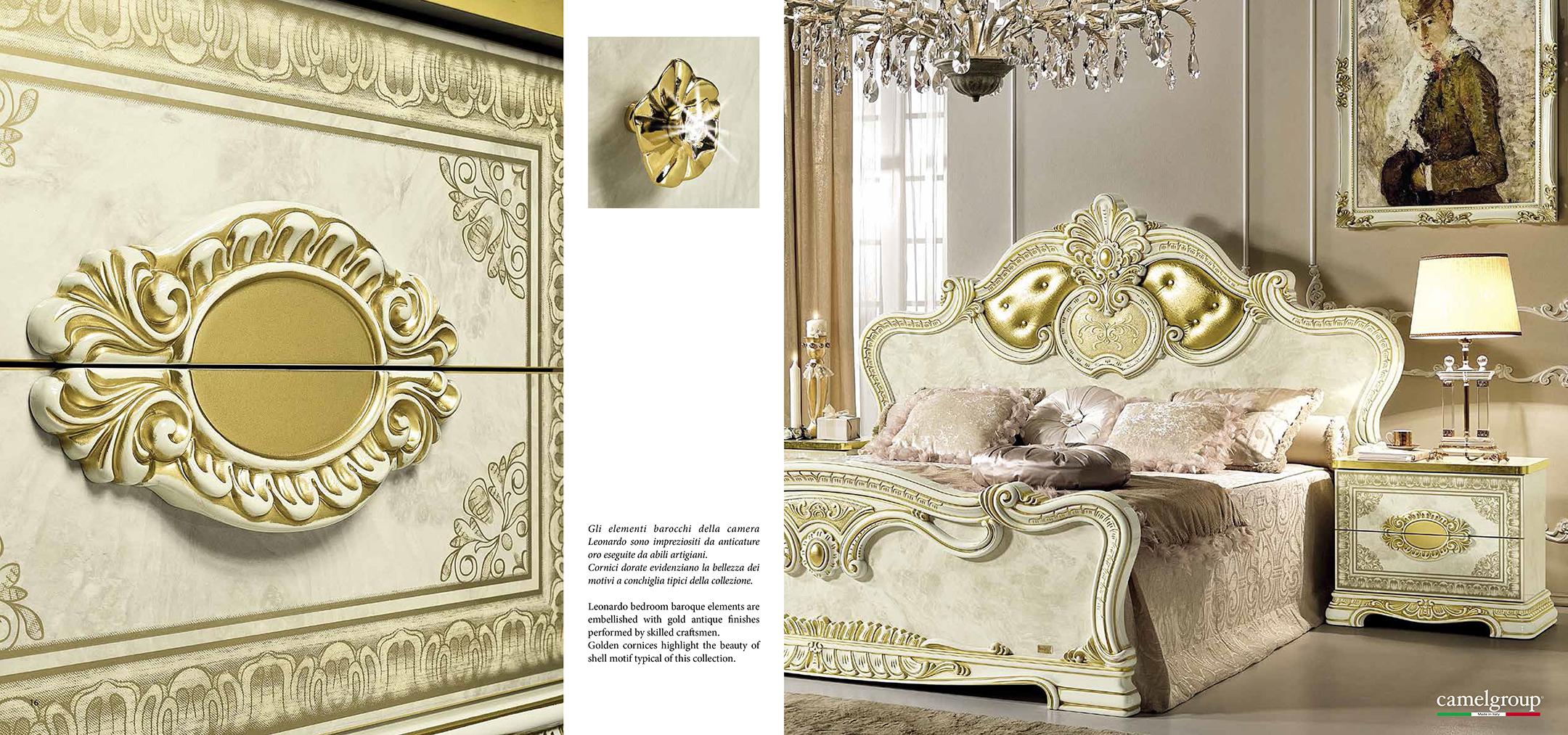Leonardo Bedroom Camelgroup Italy Classic Bedrooms Bedroom