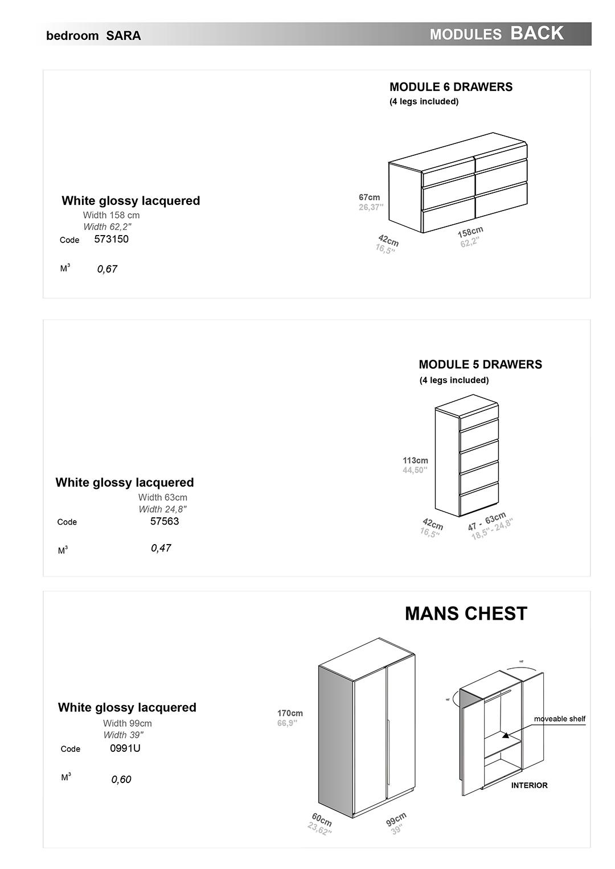 Sara Bedroom, Modern Bedrooms, Bedroom Furniture