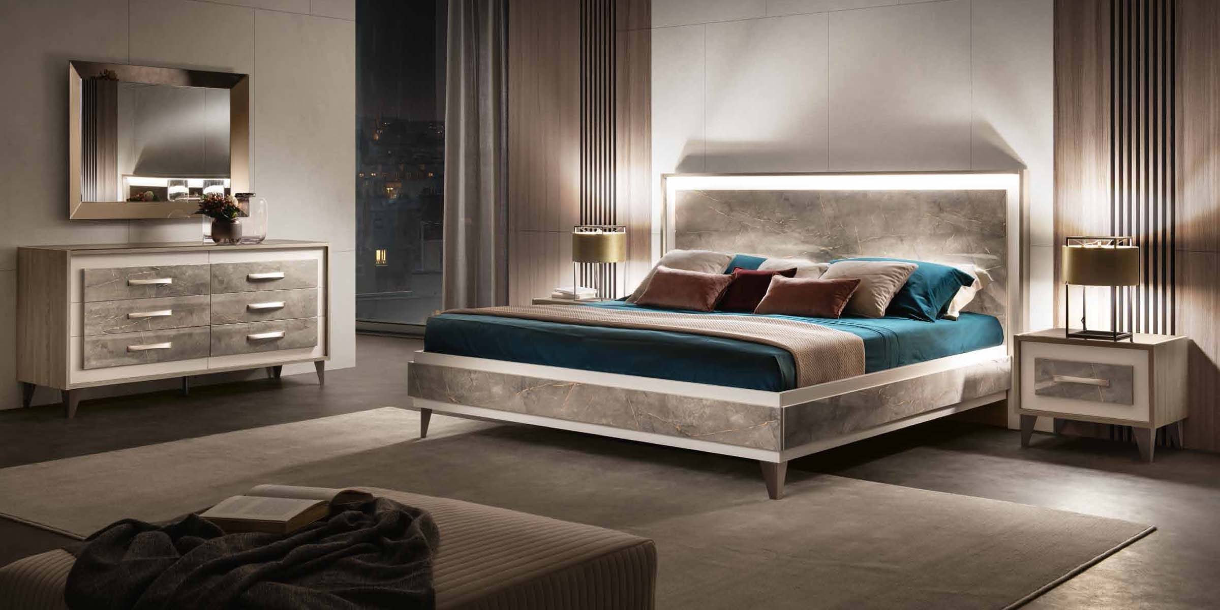 Brands Arredoclassic Bedroom, Italy ArredoAmbra Bedroom by Arredoclassic