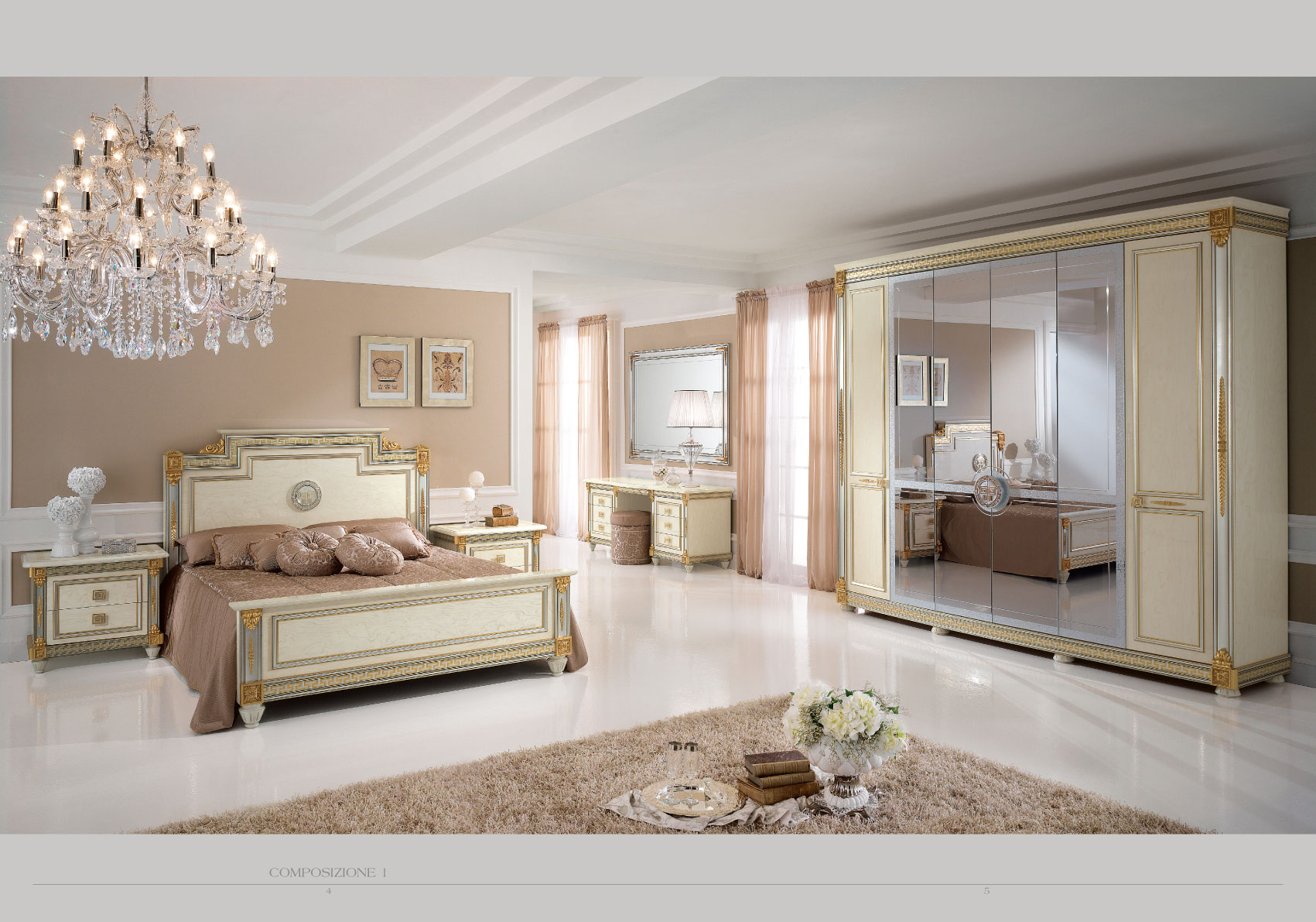Bedroom Furniture Classic Bedrooms QS and KS Liberty Night