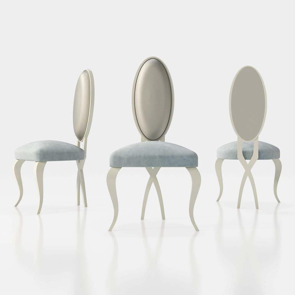 Brands Franco AZKARY II Chairs, SPAIN OVALO CHAIR ( 1 Piece )