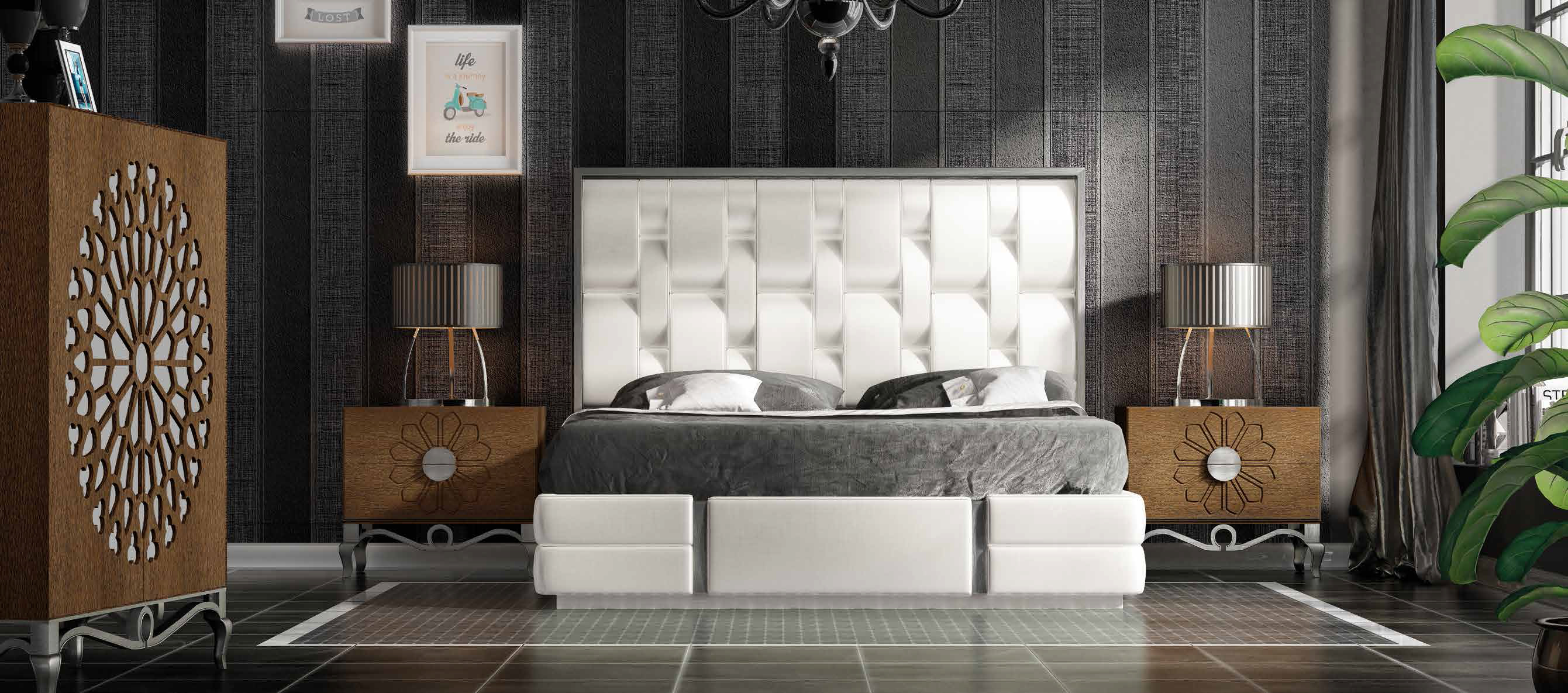 Brands Franco Furniture Bedrooms vol1, Spain DOR 57