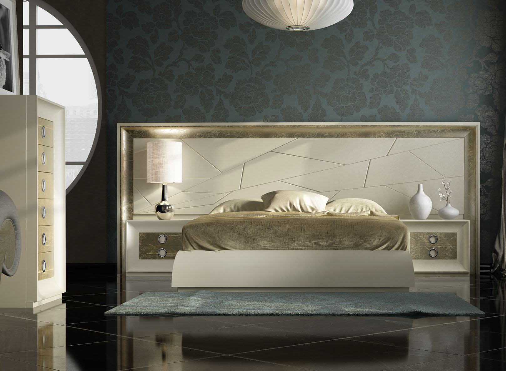 Brands Franco Furniture Bedrooms vol2, Spain DOR 100