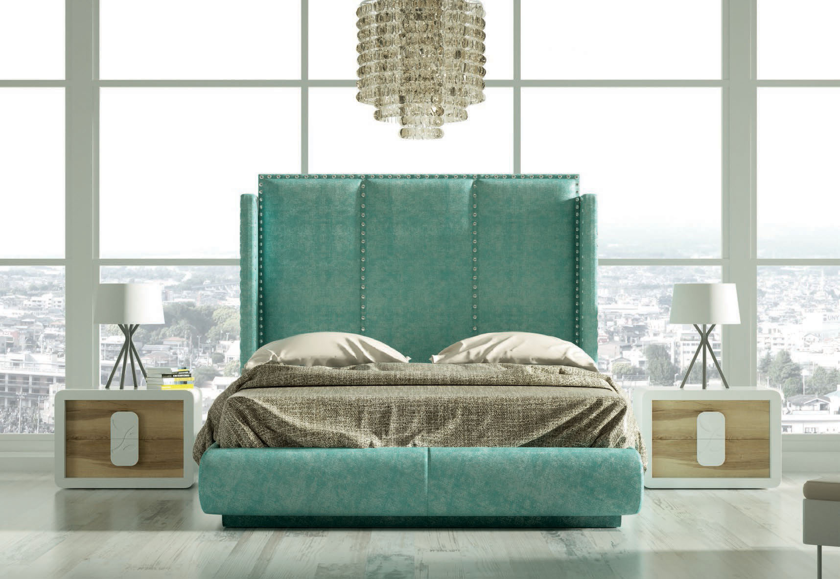 Brands Franco Furniture Bedrooms vol3, Spain DOR 168