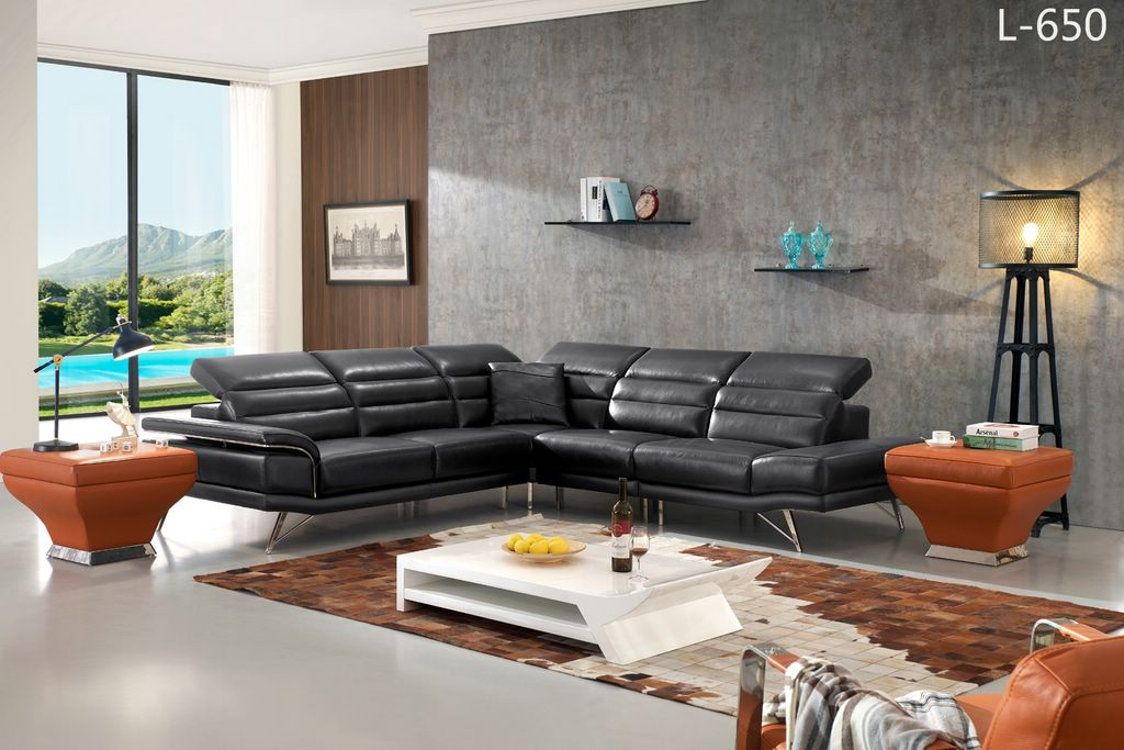 Brands GPS Modern Living Special Order 650 Sectional