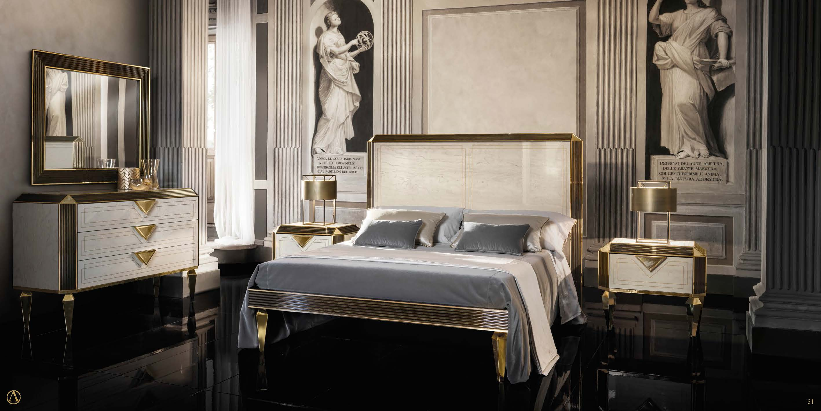 Brands Arredoclassic Bedroom, Italy Diamante