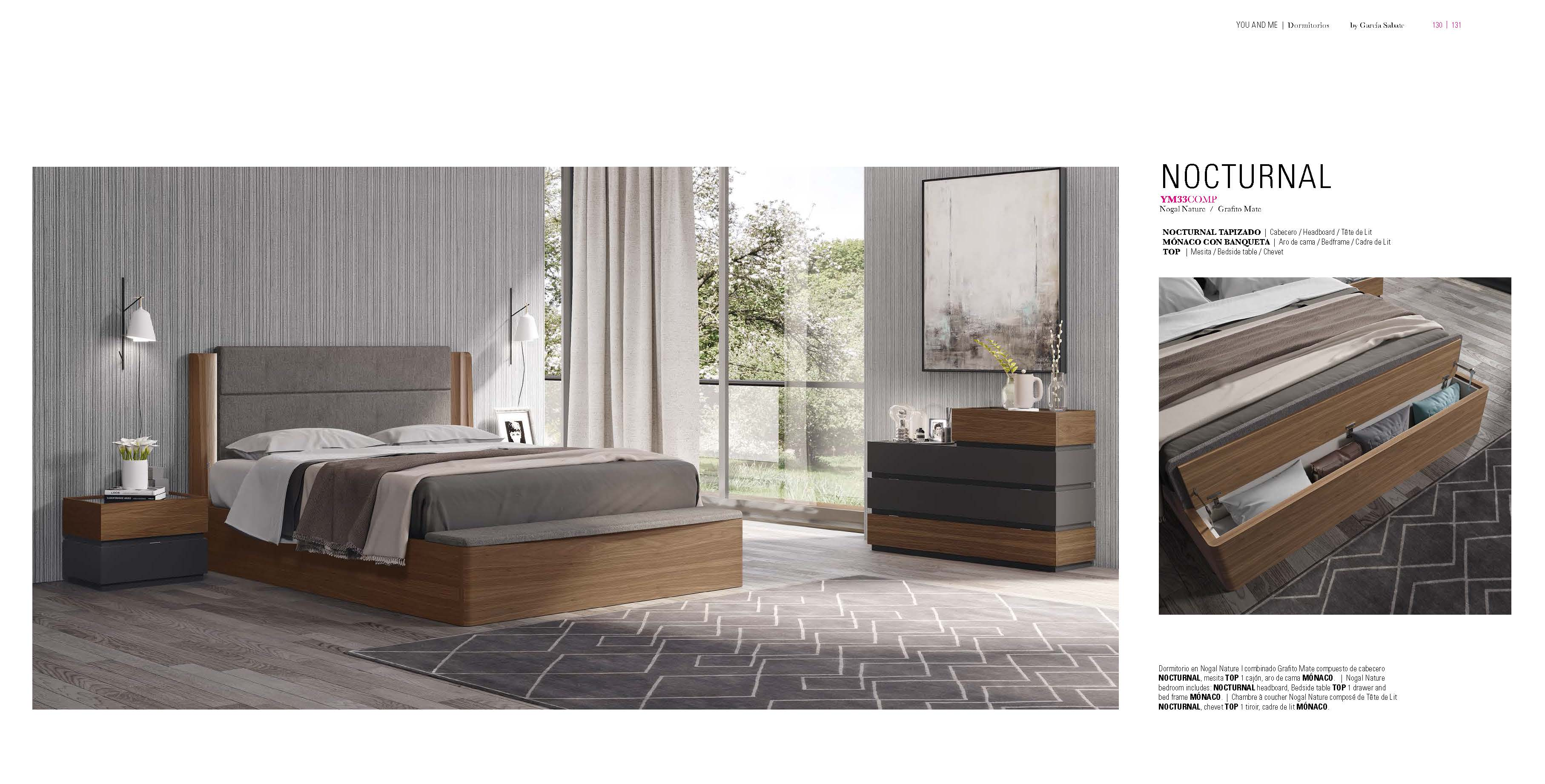 . YM33  Garcia Sabate  Modern Bedroom Spain  Brands