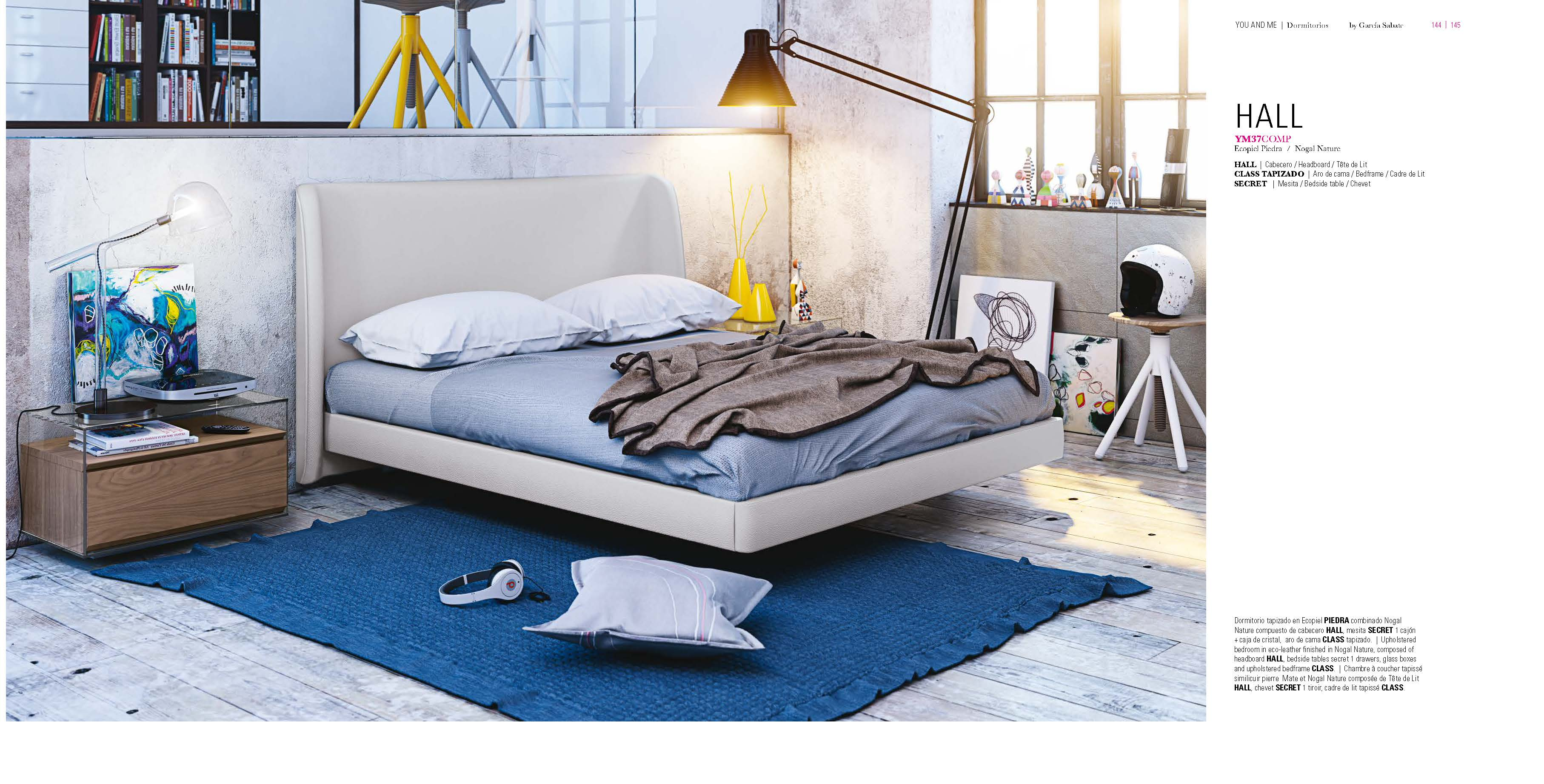 Brands Garcia Sabate, Modern Bedroom Spain YM37