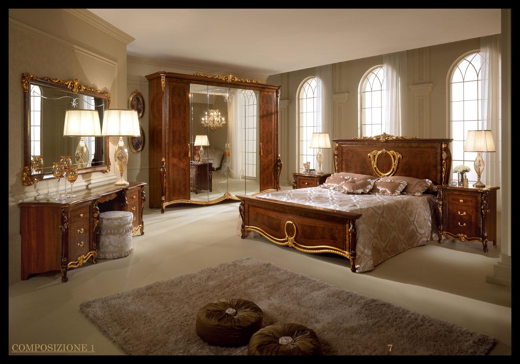Donatello Night, Classic Bedrooms, Bedroom Furniture
